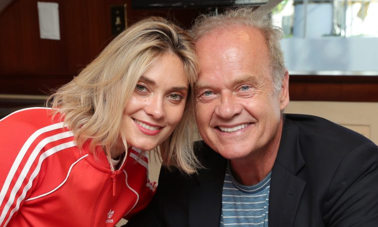 Spencer Grammer, Kelsey Grammer's daughter, says she was injured in NYC attack