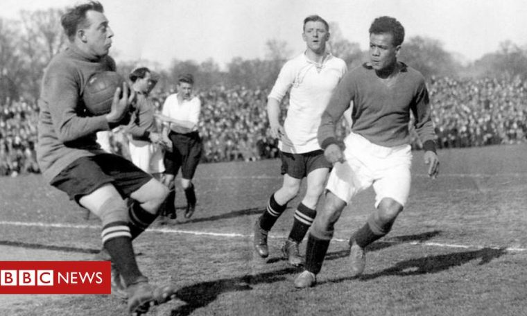 Statue campaign for black player dropped by England