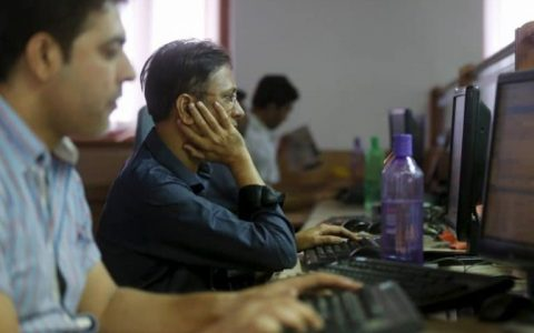 Stock Market Live: Sensex, Nifty edge higher led by IT stocks; Infosys up 11% post Q1 earnings