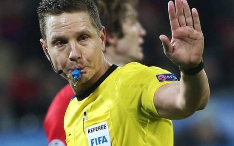 Swedish ref's career is 'over' after racist remarks to Guinean