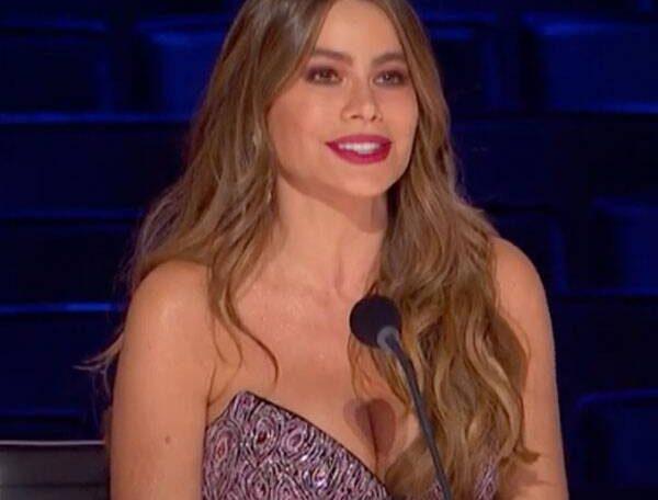 Tearful Sofía Vergara Recalls Her Brother's Death During Historic America's Got Talent Performance