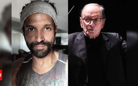 'Thank you for the music': Farhan Akhtar mourns demise of Italian composer Ennio Morricone | Hindi Movie News