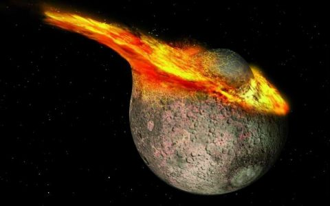 The moon is 85 million years younger than previously thought