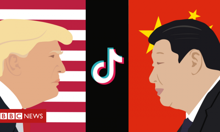 TikTok: How app got caught up in the US-China clash