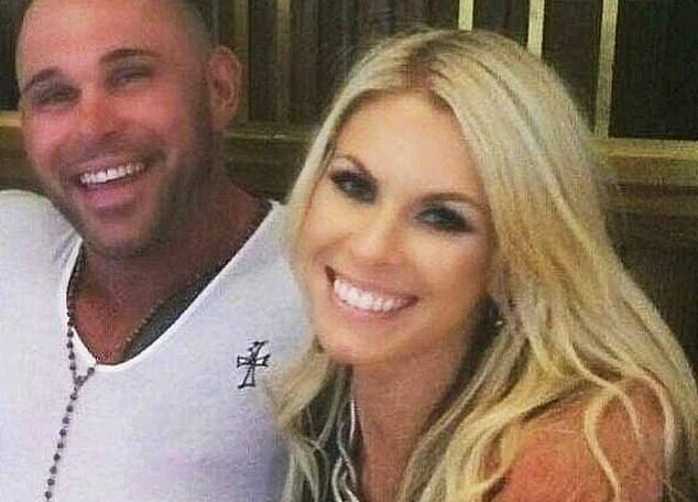 Gemma and personal trainer and gym boss Ricky had been together for 16 happy years and attended body building events around the world