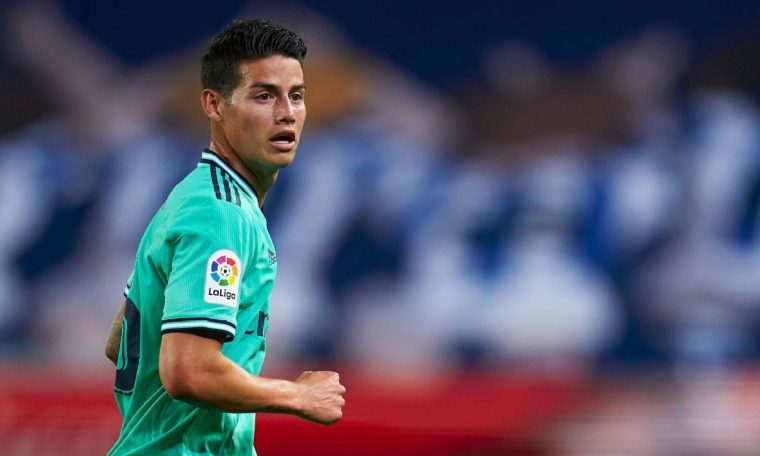 Transfer Talk - Man United among four Premier League clubs tracking James Rodriguez