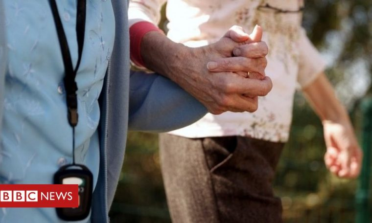 Care homes face staffing 'black hole' with new immigration bill