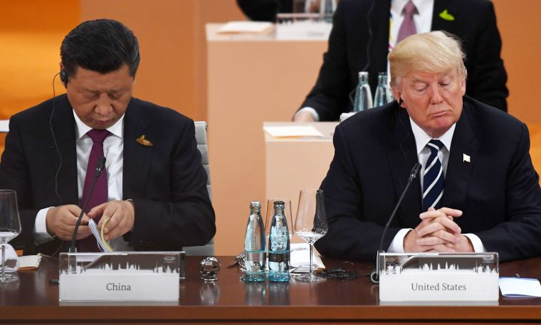 Trump says U.S.-China relationship damaged, Phase 2 trade deal not a priority