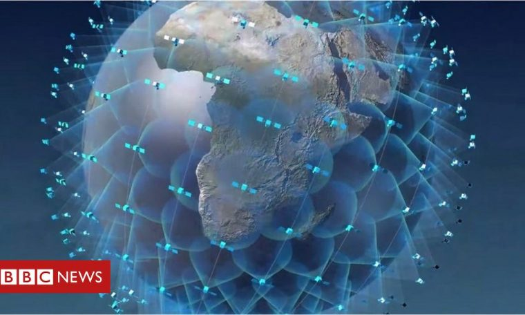 UK government takes £400m stake in satellite firm OneWeb