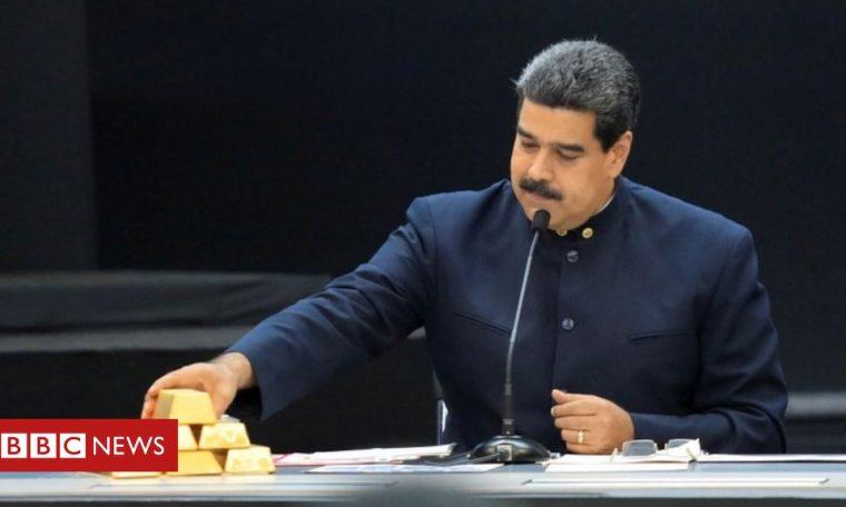 Venezuela gold: UK High Court rules against Nicolás Maduro