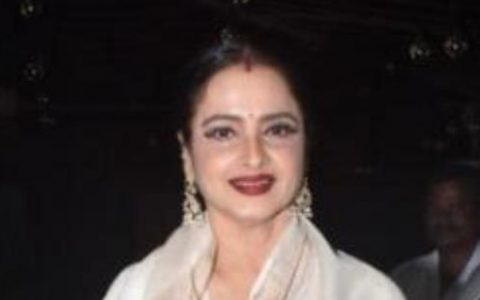Veteran actress Rekha under home quarantine as security guard & 2 house staff test positive for COVID 19