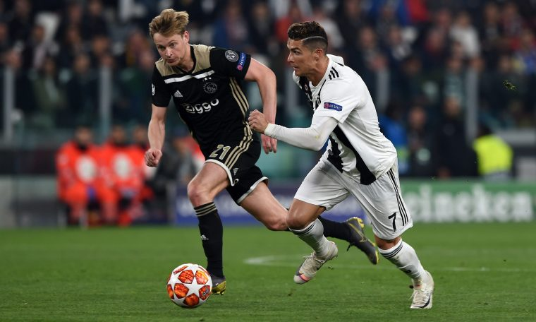 ViacomCBS reaches deal to stream UEFA Champions League matches