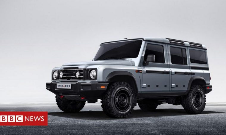 Wales Ineos 4x4 vehicle project 'suspended' in Bridgend