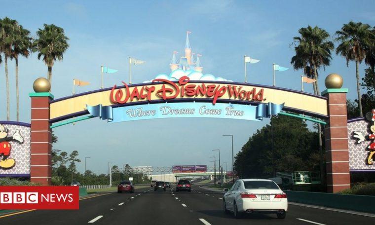 Walt Disney World reopens in Florida amid Covid-19 surge