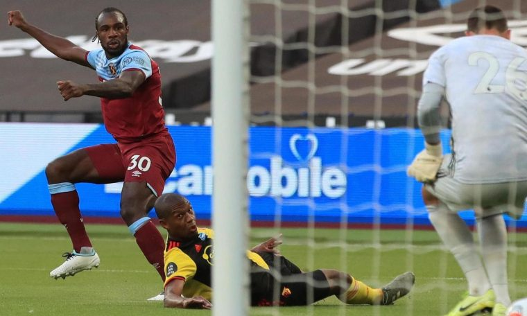 West Ham vs Watford result: Hammers ease to victory over desperate Hornets in battle for survival