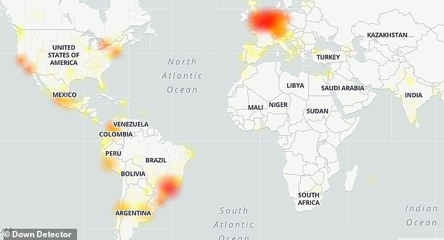 WhatsApp experienced issues around 4pm ET for tens of thousands of users across the globe. Many users reported issues with connecting to the platform, along with sending or receiving messages and logging in
