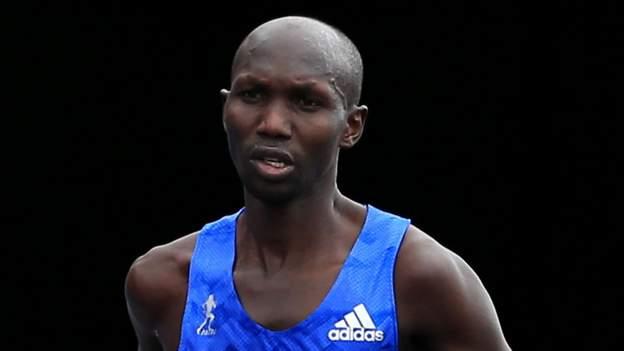Wilson Kipsang: Marathon winner handed four-year ban for anti-doping rule violations