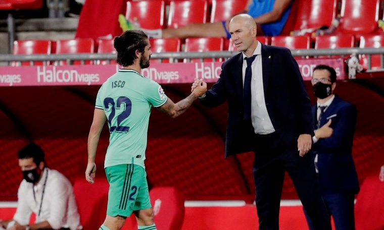 "Zidane: ""Hazard's situation is a little bit complicated"""