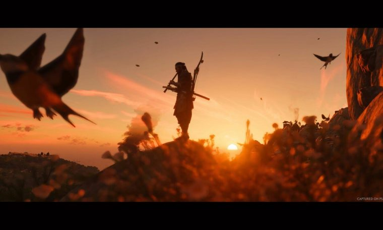 PlayStation Shares Some Gobsmacking Ghost of Tsushima Player Stats