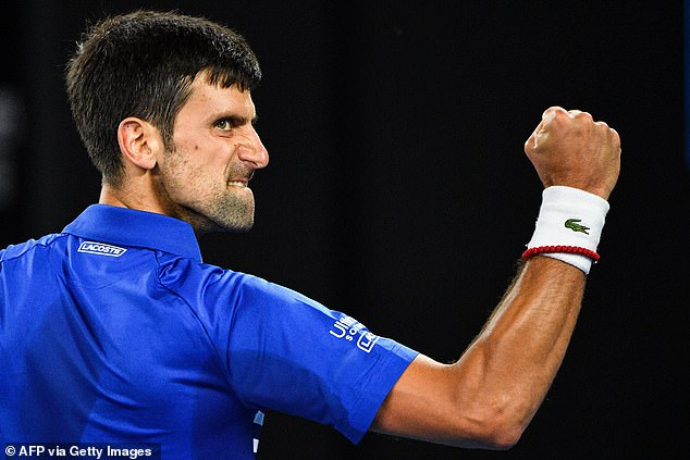 The event confirmed Novak Djokovic would lead the top stars competing at the end of August