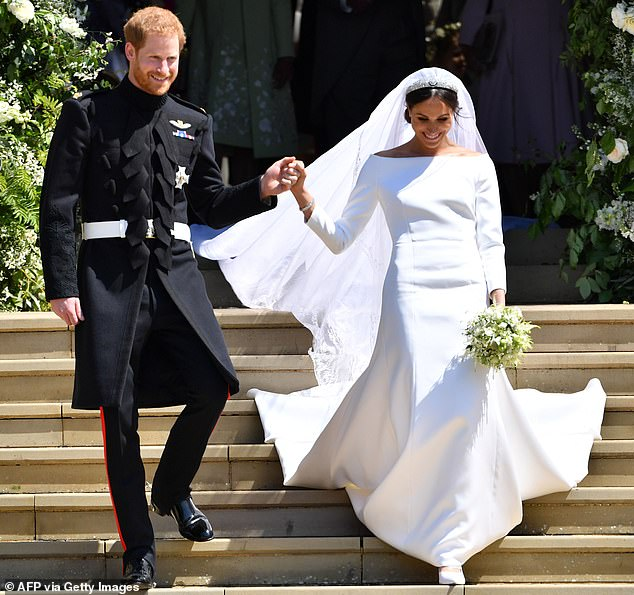 False: Although Scobie admits that Meghan and Kate never saw eye to eye, he denied rumors that the Duchess of Sussex left her sister-in-law in tears at her wedding to Prince Harry