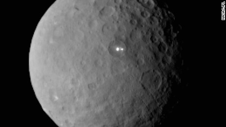 Spacecraft becomes first to orbit mysterious dwarf planet Ceres