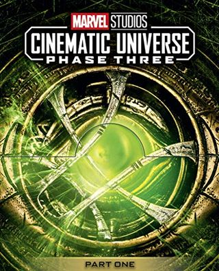 Marvel Studios Collector's Edition Box Set - Phase 3 Part 1 [Blu-ray] [2018] [Region Free]