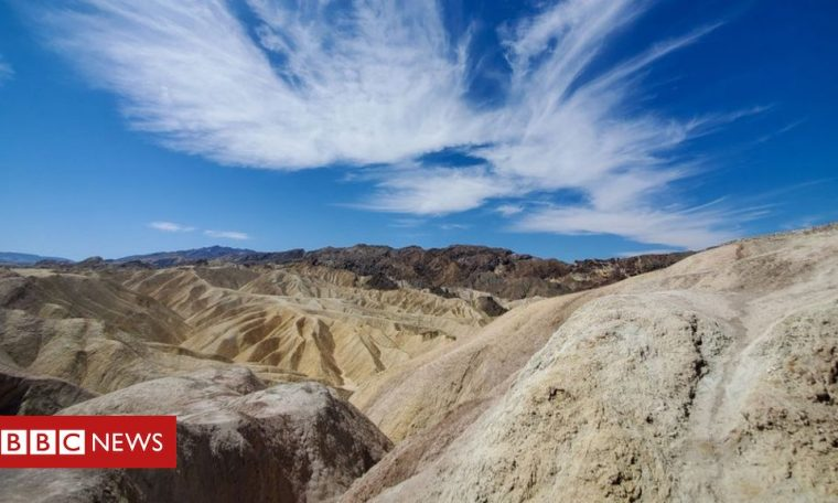US Death Valley records highest temperature since 1913