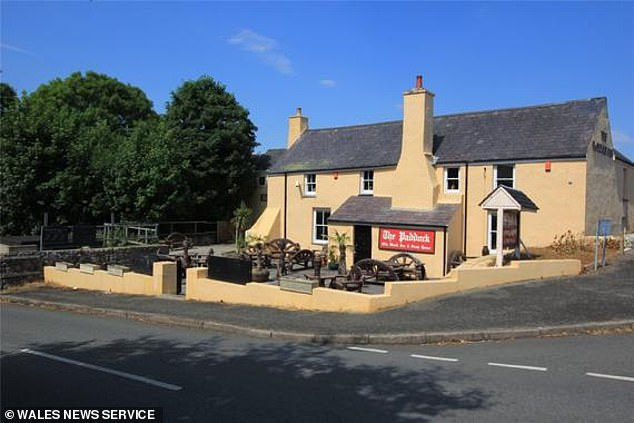 Seaside restaurant the Paddock Inn (pictured) near Tenby, Pembrokeshire, says revellers taking advantage of the widely-popular scheme have shown 'extreme levels of rudeness' and caused staff 'nothing but grief'