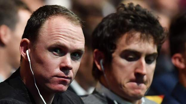 Chris Froome & Geraint Thomas left out of Tour de France squad by Team Ineos