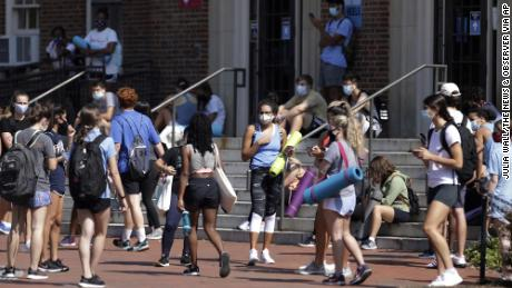The simple reason why colleges are reopening