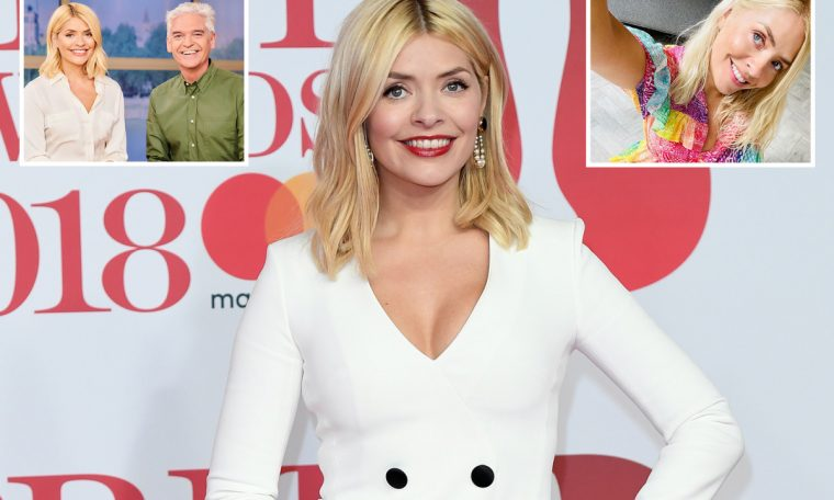 Holly Willoughby's 'set to quit This Morning to pursue prime time TV career'