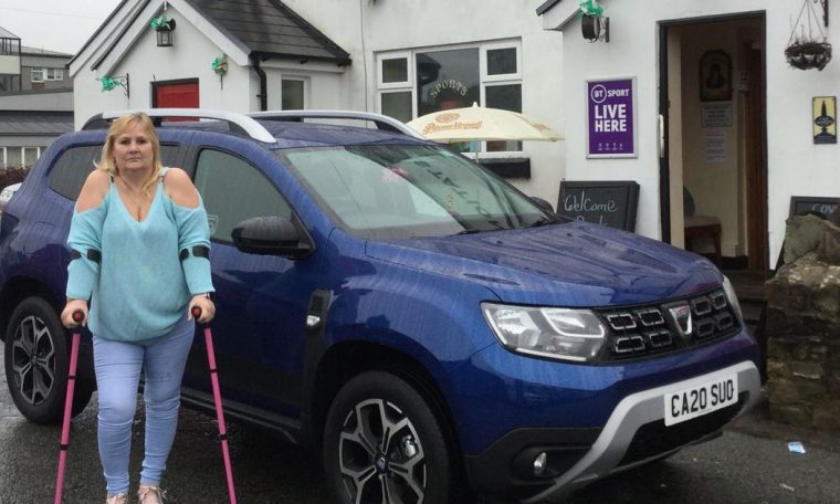Mum says garage didn't tell her of £6,900 'balloon' payment for new car