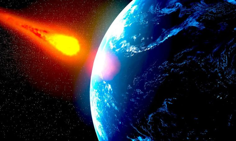 NASA Says Asteroid Is Headed for Earth Just Before Election