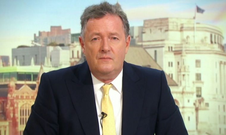 Piers Morgan avoids fine and penalty points after being busted for speeding