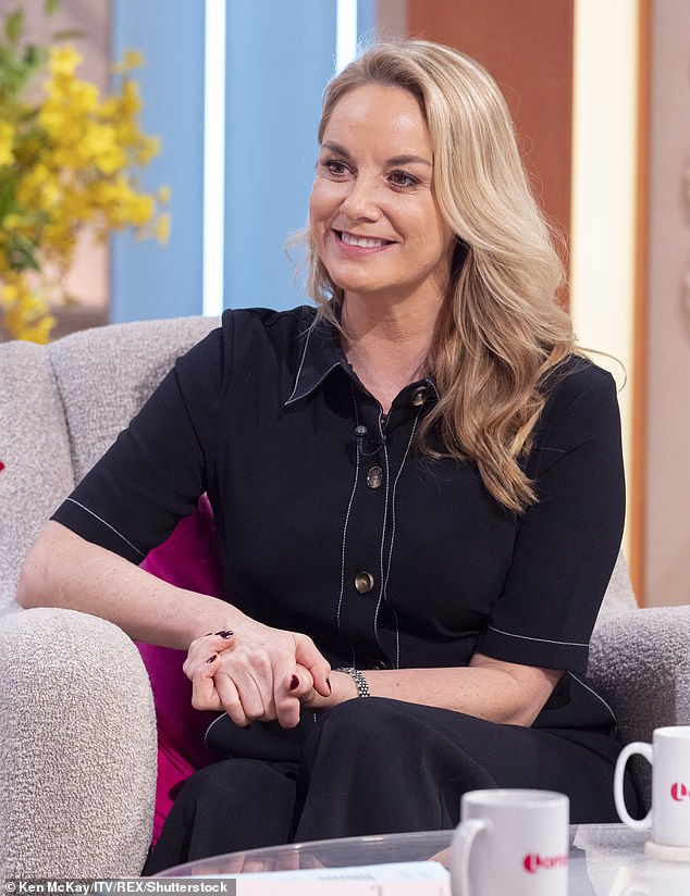 Reports:EastEnders' Tamzin Outhwaite is also reportedly on bosses wishlists, after allegedly turning down the chance to appear on Strictly Come Dancing