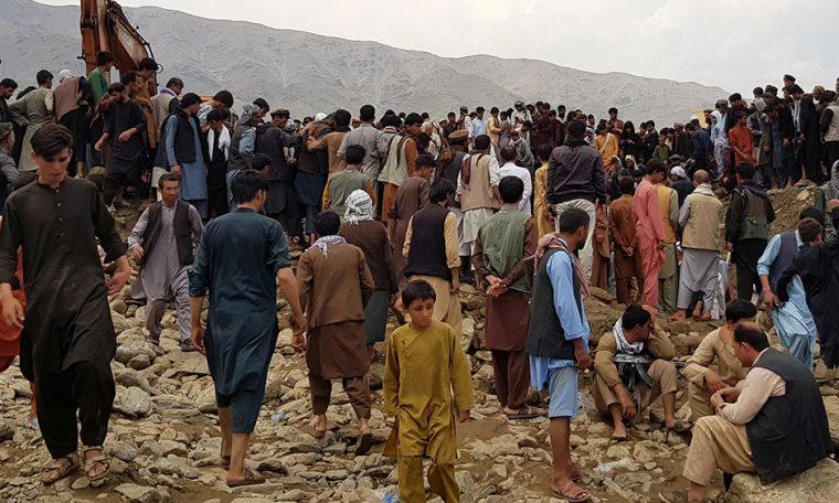 Afghanistan flooding: Dozens dead, hundreds of homes destroyed   News