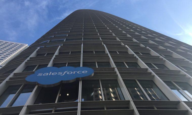 Apple stock split leads to major Dow Jones shake-up: Exxon is out, Salesforce is in
