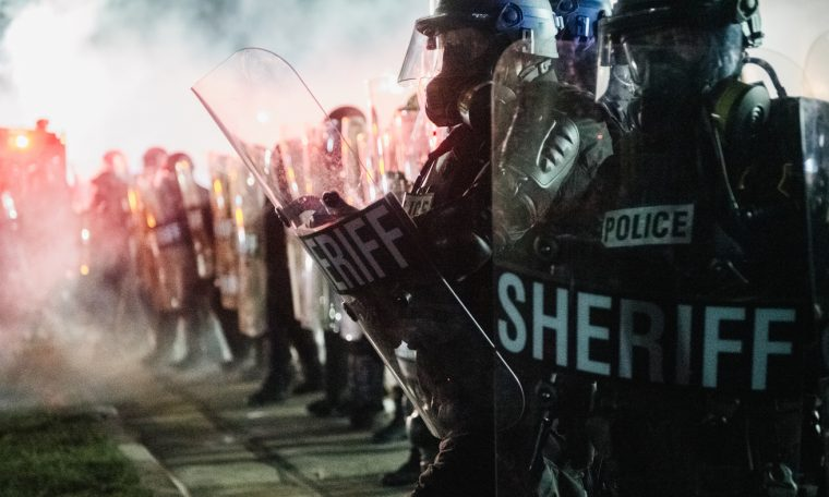Live Updates: Protests For Racial Justice : NPR