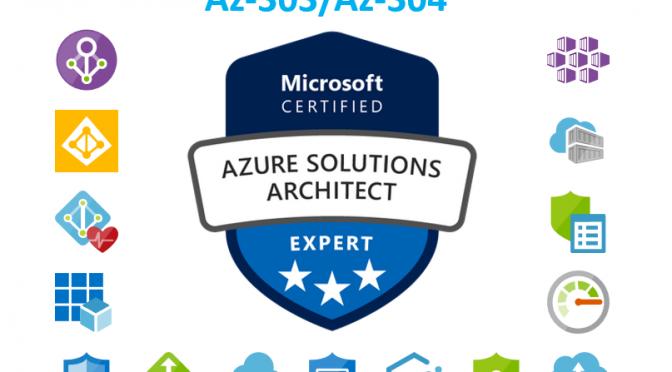 Azure-solutions-architect-exam-az-303-az-304-672x372