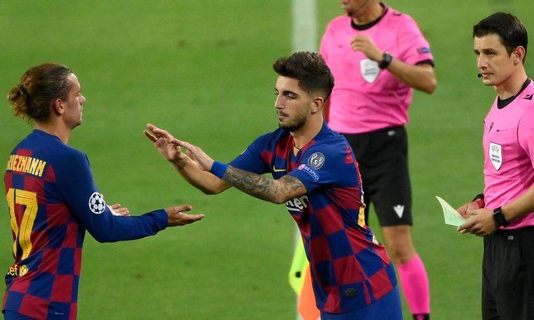 Barcelona debut is a dream come true, says Monchu