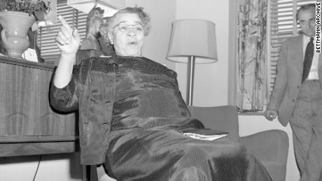 Charlotta A. Bass was a Progressive Party candidate for vice president in 1952.