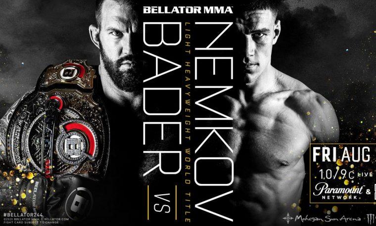 Bellator 244 results: Live streaming play-by-play updates | 'Bader vs Nemkov'