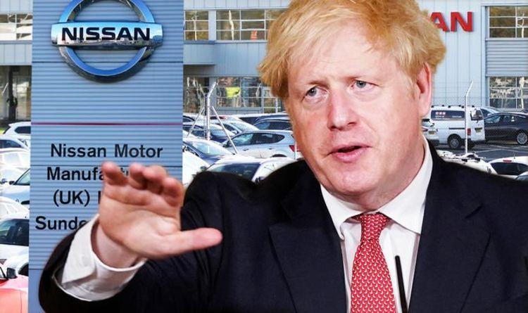 Brexit news: Boris Johnson's freeport plan could hand boost to Brexit-backing Sunderland | Politics | News