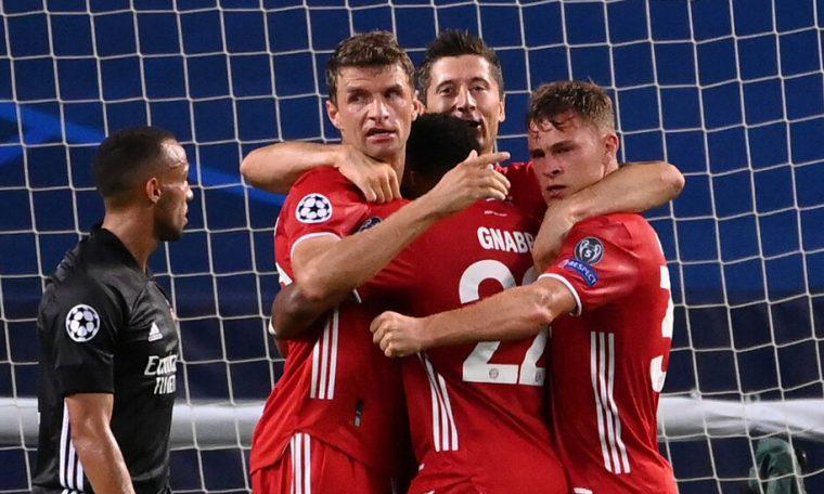 Champions League Live: Bayern Munich vs. Lyon