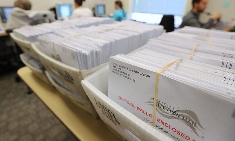 Judge halts Trump campaign's mail-voting lawsuit against Pennsylvania