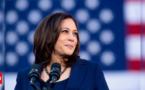 Come November, Kamala could be next in line for US President