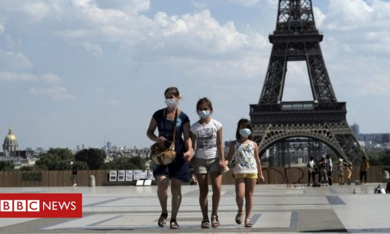 Coronavirus: France to be added to UK quarantine countries