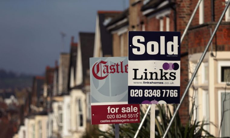 British home sales hit record after lockdown: Rightmove