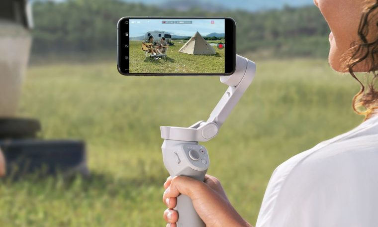 DJI officially announces Osmo Mobile 4, adding magnetic mounts to the foldable phone stabilizer